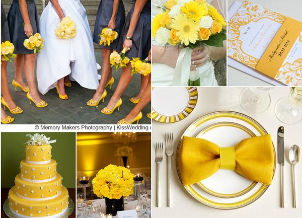 Teme Cromatice Pentru O Nunta De Vara